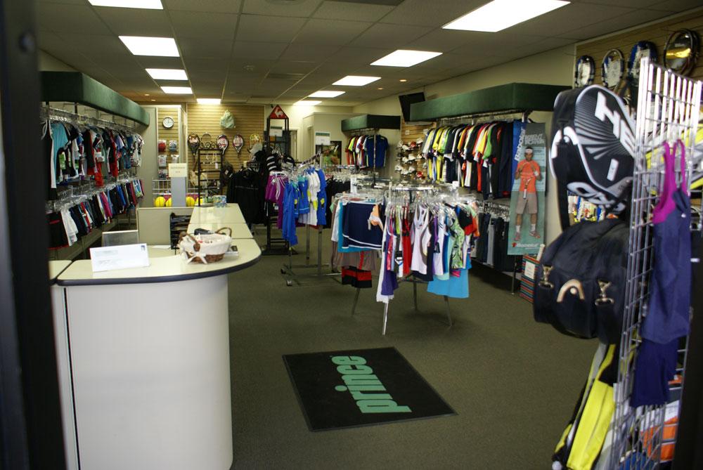 Tennis Store Utah